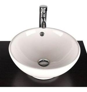 Ceramic Sink B - Baño Recipiente Fregadero Lavabo Bowl -6086