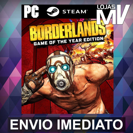 Borderlands Game Of The Year - Pc Steam Gift Presente