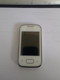 Vendo Samsung Pocket Gt-s5301l Para Respuesto Logica Dañada