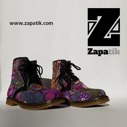 Zapato Artesanal Tzomx05