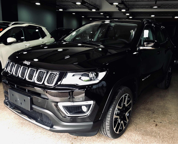 Jeep Compass 2.4 Limited Plus 170cv Atx 2018