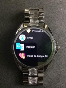 Smartwatch Michael Kors Novo, Na Caixa Lacrado, Com Nf
