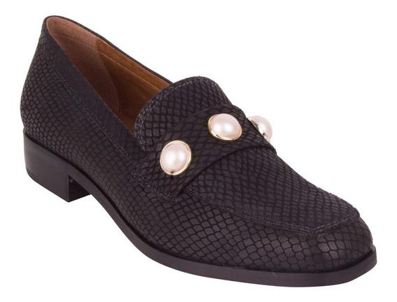 Zapato Casual Zappa Mujer Negro - X586