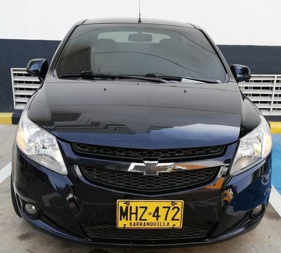 Chevrolet Sail Ls 2013 Aa