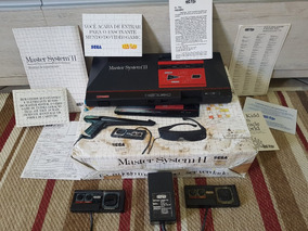 Master System Ii - Funcionando