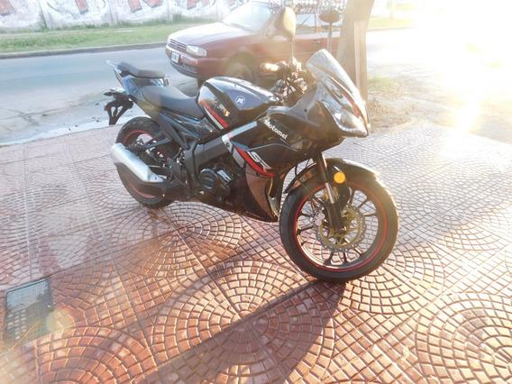 Motomel Sr200 R 2020