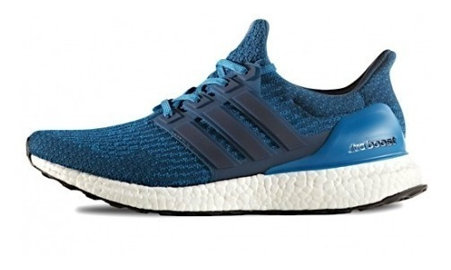 Tenis Hombre adidas Ultraboost S82021 Correr Running Gym