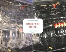 Lavado De Motor Vapor Limpieza Detailing Tapizados Pulido
