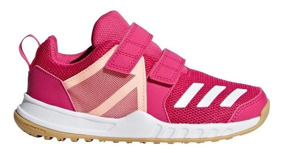 Zapatillas adidas Forta Gym Cf K Magrea/ftwbla/nar-ah2561