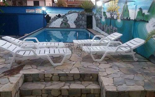 Casa Com 2 Dorms, Maracanã, Praia Grande - R$ 550 Mil, Cod: 5369 - V5369