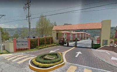 Hermosa Casa En Rinconada San Mateo, Naucalpan