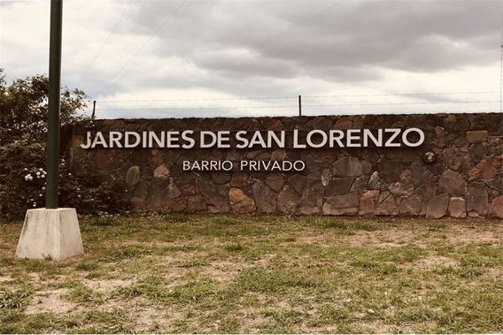 Terreno En Jardines De San Lorenzo