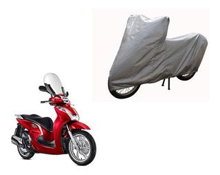 Capa Para Cobrir Moto Sh 300i Forrada 100% Impermeável