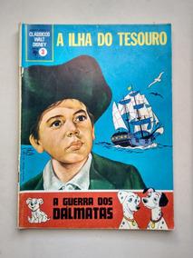 Hq Disney A Ilha Do Tesouro 196 A Guerra Dos Dalmatas C797
