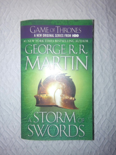 Libro Game Of Thrones