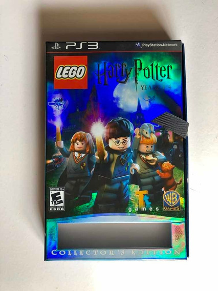Jogo Ps3- Lego Harry Potter Collection - Years 1 To 4