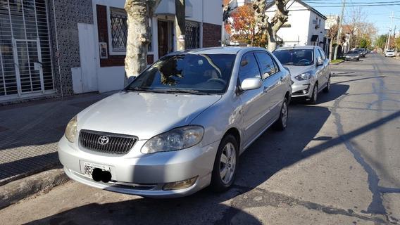 Toyota Corolla Seg Automatico 2007 Con Gnc Impecable Estado