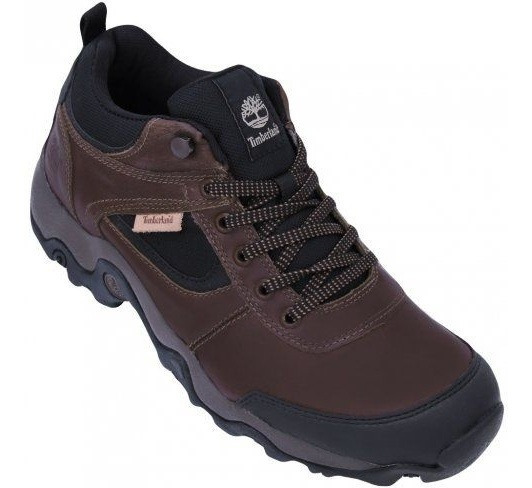 Tênis Timberland Explorer Os Dark Brown - Masculino Original