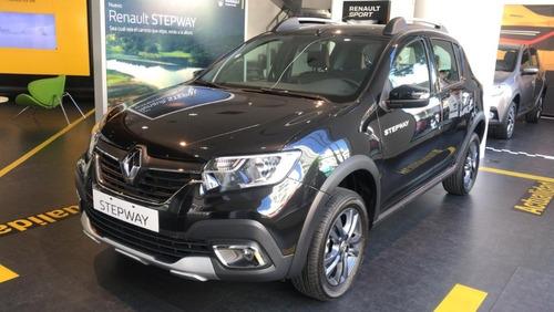 Auto Renault Sandero Stepway Intens 1.6 2021 En Oferta    Os