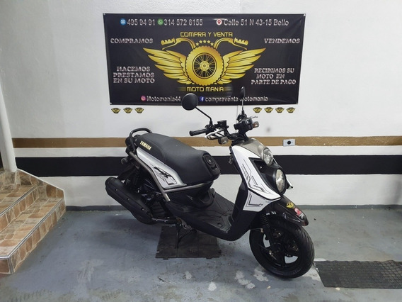 Yamaha Bws X 125 Mod 2014 Al Dia Traspaso Incluido