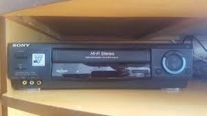 Vídeo K7 Sony Hi Fi Stereo 7 Cabeças Cabeçote Novo