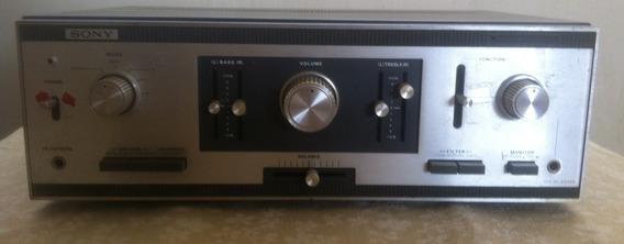 Planta Amplificadora De Sonido Marca Sony Modelo Ta 1144