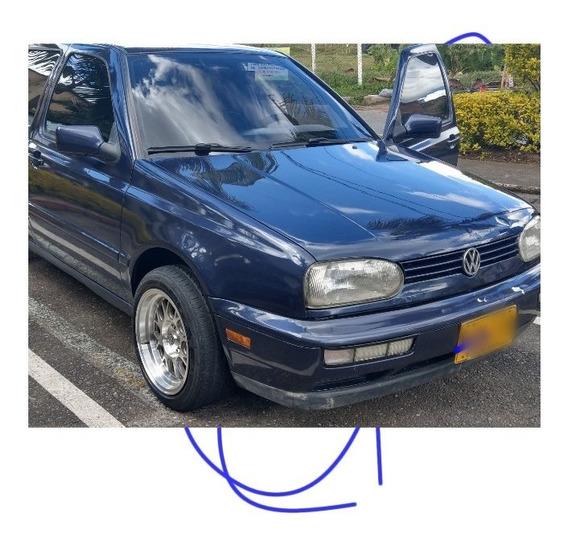 Volkswagen Golf Lujo 1997