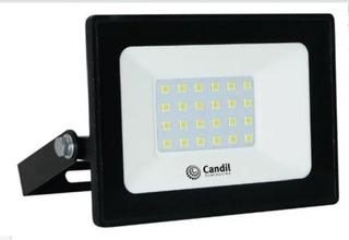 Reflector Proyector Led Candil 30w Apto Intemperie Intemperie Garantia 2 Años Por Defexctos De Fabricacion