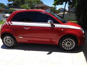 Fiat 500 Cabrio 1.4 16v Flex Aut. 3p Conversível