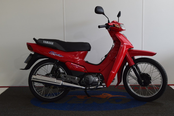Yamaha Crypton 105 E