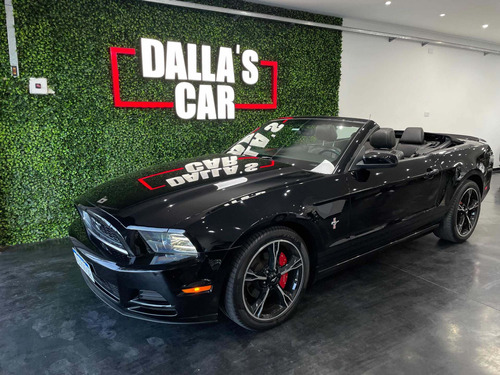 Imagen 1 de 12 de Ford Mustang Descapotable