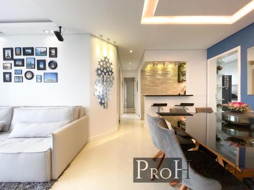 Apto 3 Dormitórios, 1 Suíte E Lazer Completo - R$ 889.000,00