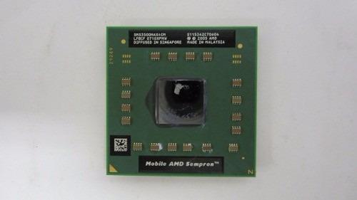 Processador Notebook Amd Mobile Sempron 3500+ - Socket S1g1