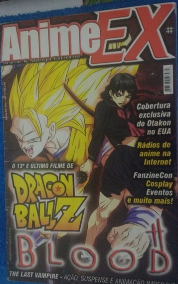 Revista Anime Ex Ano 1 N° 17