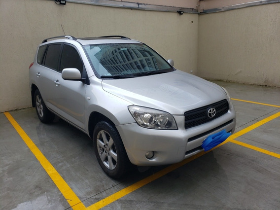 Toyota Rav-4 2.4 4×4 16v Gasolina