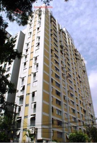 Imagem 1 de 30 de Apartamento Para Venda, 3 Dormitórios, Vila Clementino - São Paulo - 2099