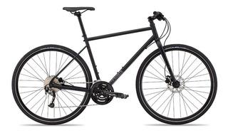 Bicicleta Urbana Marin Muirwoods 3 X 9v Hidráulicos - Ciclos