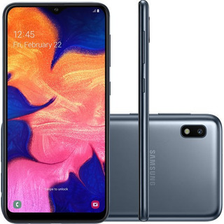 Smartphone Samsung Galaxy A10 32gb Dual Chip Android 9.0 Tel