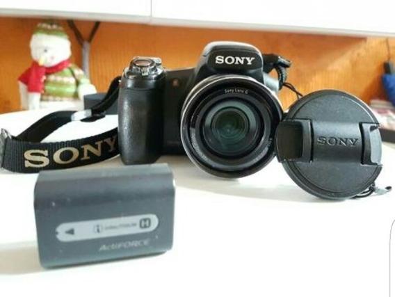 Câmera Semi-profissional Sony Dsx-hx1 (com Tela Retratil)