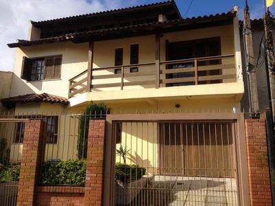 Casa Residencial À Venda, Sobrado, Zona Sul, Jardim Vila Nova, Porto Alegre. - Codigo: Ca0505 - Ca0505