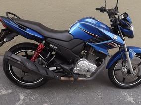 Yamaha Fazer 150 Sed 2014 Azul