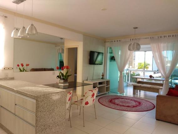 Apartamento Em Palmas, Governador Celso Ramos/sc De 100m² 2 Quartos À Venda Por R$ 550.000,00 - Ap217417