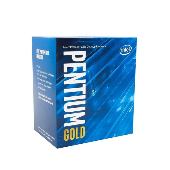 Processador Intel Pentium Gold G5400 Coffee Lake 3.7 Ghz 4mb