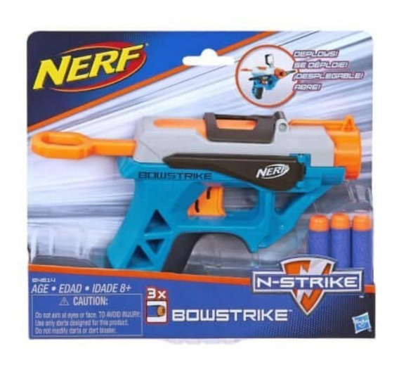 Nerf N Strike Elite Bowstrike Hasbro