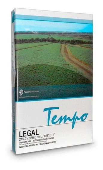 Tempo - Resma Oficio 75grs | Consultar Envío Sin Cargo