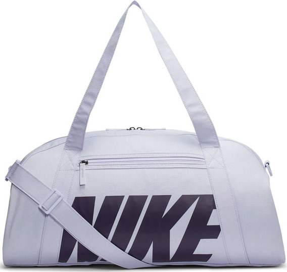 Bolso Nike Gym Club 100% Original Color Lavanda
