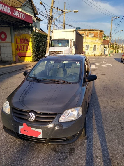 Volkswagen Fox 2009 1.0 Vht City Total Flex 3p