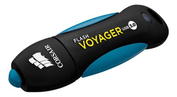 Pendrive Usb 3.0 - 64gb - Corsair Flash Voyager - Cmfvy3a-64