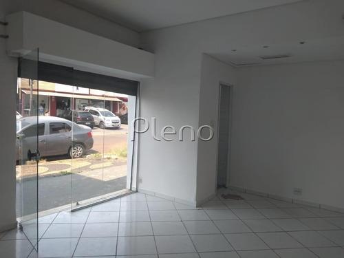 Salão Para Aluguel Em Jardim Chapadão - Sl025917