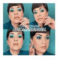 Automaquiagem + Colorimetria + Delineado